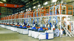 Feature Small/Medium-Sized High-Density Blown Film Line--KUNG HSING PLASTIC MACHINERY CO., LTD.
