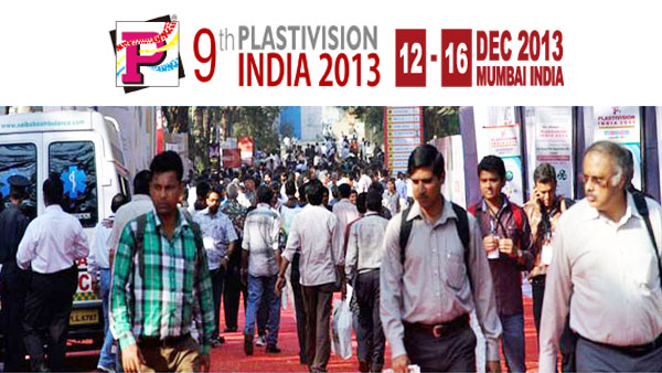 PLASTIVISON INDIA 2013 is coming up!