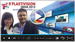 Plastivision India 2013 – Exclusive Interview Video