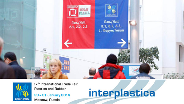 Good prospects for interplastica and UPAKOVKA / UPAK ITALIA in Moscow