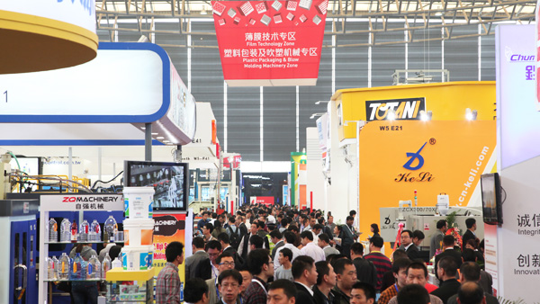 CHINAPLAS 2014 triumphs in Shanghai Hails a double-digit visitors growth