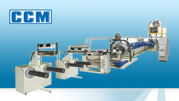 CHI CHANG - PS FOAM SHEET EXTRUSION LINE has been acknowledged by two leading manufacturers in the US.