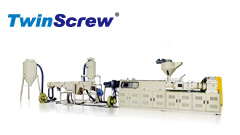 The Pioneer of Twin-Screw Extruders
