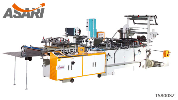The Most Professional Manufacturer of Zipper Related Machinery