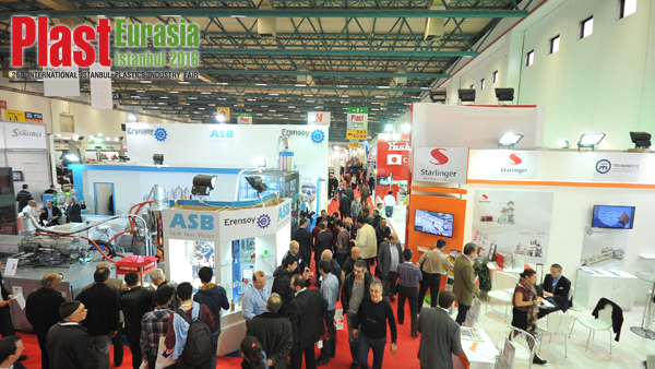 Plast Eurasia Evolves into Industry 'Decision Centre'