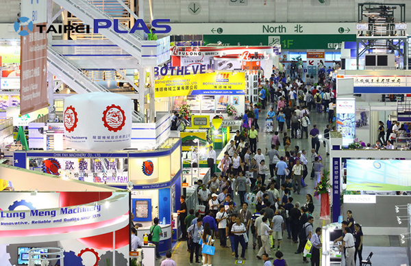 Taipei PLAS 2016 unveils Taiwan's cutting-edge plastics and rubber products and technologies to take one step closer to smart manufacturing