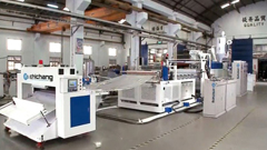 Chi Chang - PP Sheet Extrusion Line