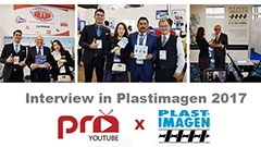 How did the exhibitors think of  Plastimagan 2017 and Mexico market?