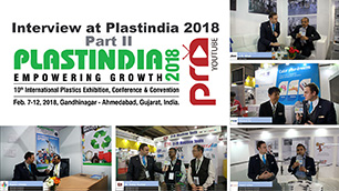 PLASTINDIA 2018 Interviews Part 2- A Record Breaking Fair Show