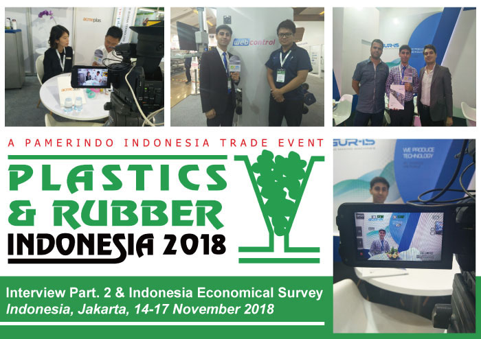 Plastics & Rubber Indonesia 2018 Interview Videos Part Two