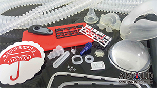 Keys of the Success for LSR Molding
