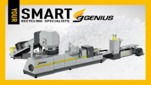 GENIUS Achieves Exceptional Business Success in Cooperation with Taiwan's PE Recycling Giant
