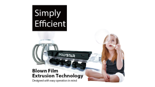 New Standards for Standard Blown Film Extruders - POLYSTAR