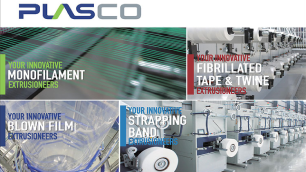 PLASCO Monofilament Line & Strapping Band Line & ABC Co-extrusion Blown Film
