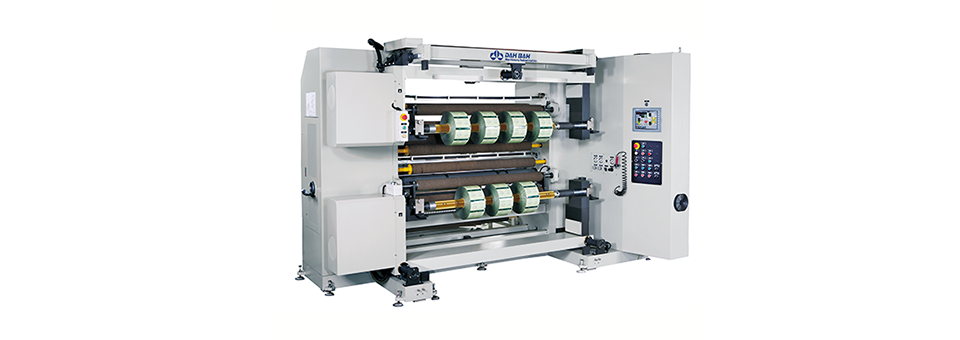 Computer Controlled High Speed Slitting Machine - Ultima Series