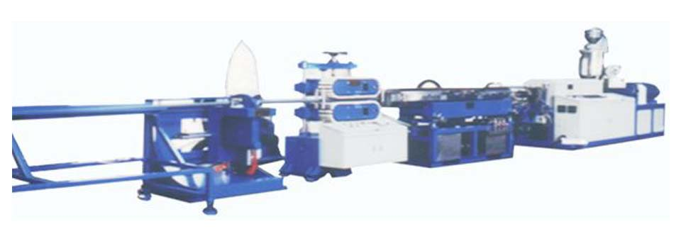 Rigid Pipe Making Machine