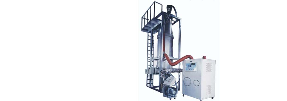 PET Dehumidifying-Drying System