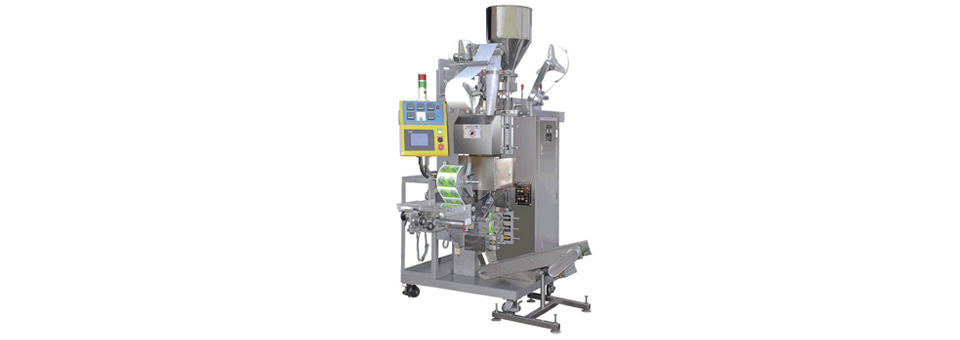 Automatic Quantitation Tea-Bag, With Cotton String & A Tag, Double Wrapped Packaging Machine-JS-68