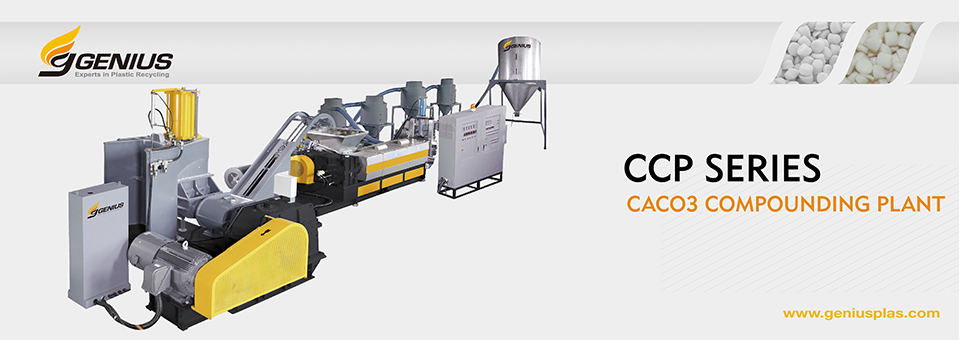 CaCO3 Compounding Plant