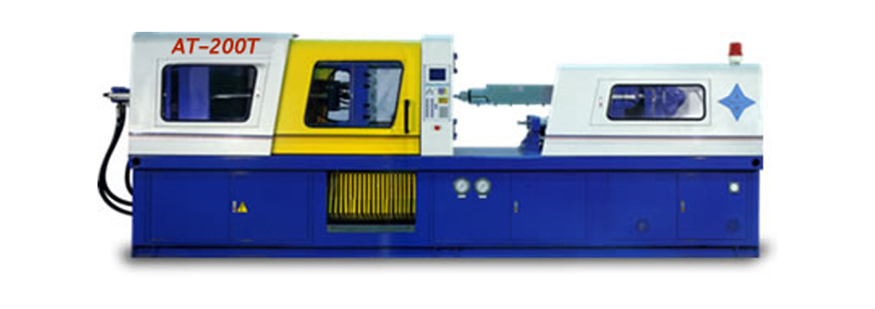 AT-200T / Plastic Injection Molding Machine