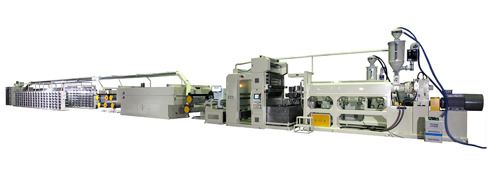 Extrusion tape lines – 3 Layer Tapes