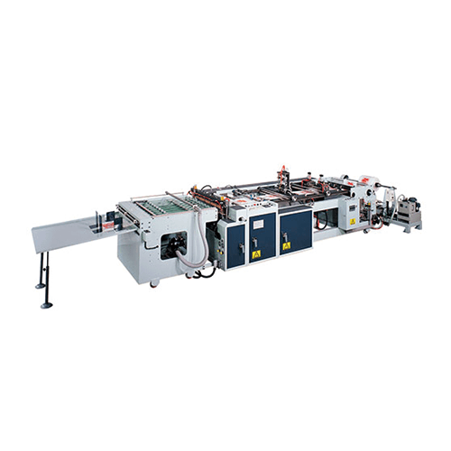 Free Tension Thick Bag Bottom Sealing & Cutting Machine With 3 Servo Motors LY-650BF / LY-800BF / LY-1000BF