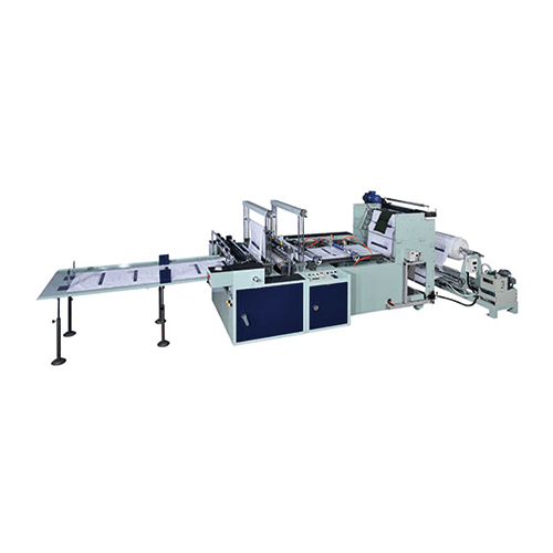 Fully Automatic Bottom Sealing & Cutting Machine LY-800B