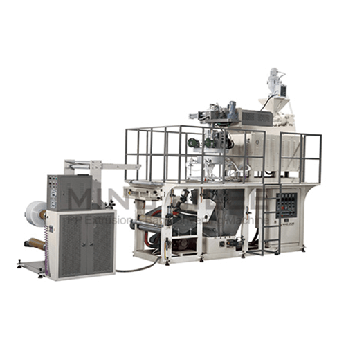 P.P Blown Film (Tubular)  Extrusion Line ​(Single Side Winder)