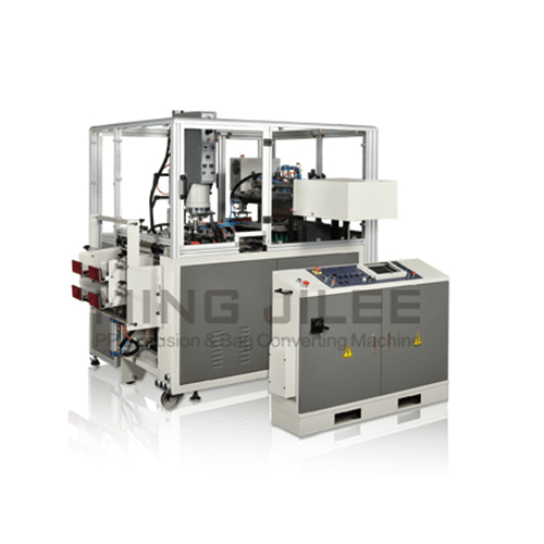 Fully Auto. Clear Holder Machine (Sheet Feeding Type)