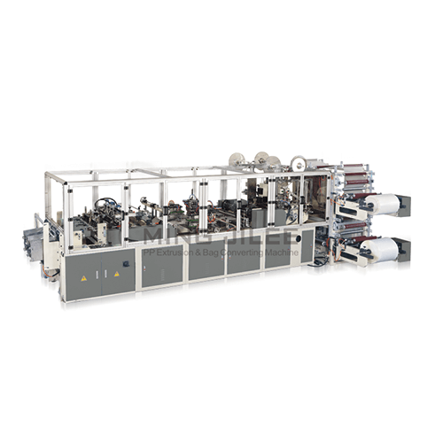 Twin Line Sheet Protector Machine (CPP)