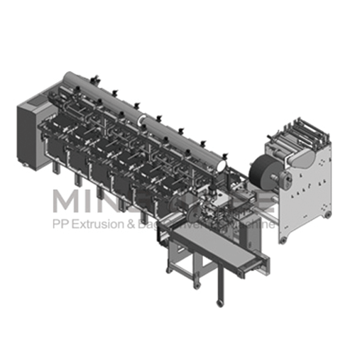 Index Divider Collecting and Packing Machine