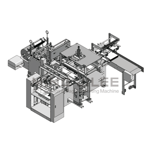 Lever Arch File Spine Labeling Machine