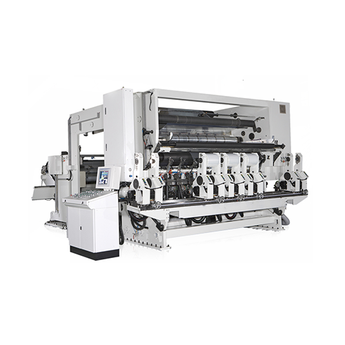 Shaftless Type, Multi-Winding-Stands, High Speed Slitting Machine-Supra Series