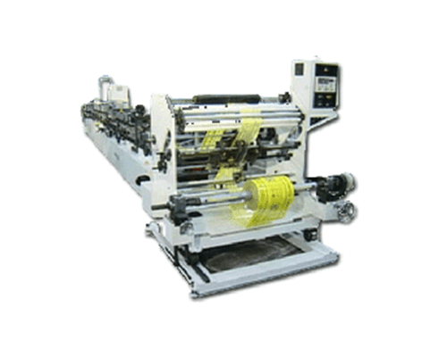 Center-Seal Bag Making Machine / 4-Border-Seal Bag Making Machine- ACM-Q Series