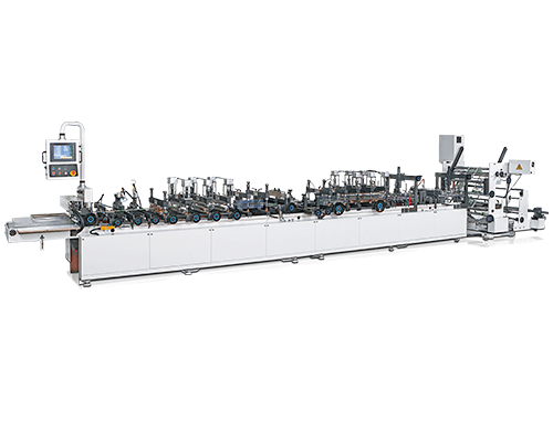 Center-Seal Bag Making Machine-ACM Series