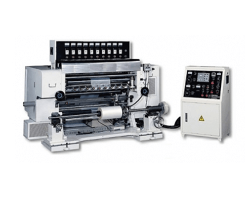 Heat-Sealing & Slitting Machine- SLF-HS Series