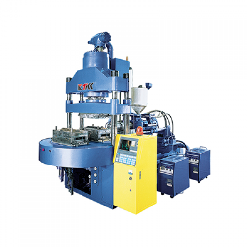 KR Series Plastic Injection Molding Machine (ROTARY TABLE)