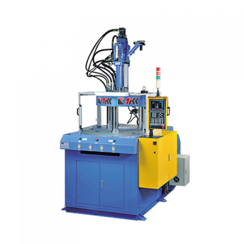 KT Series Injection Molding Machine (ROTARY TABLE)