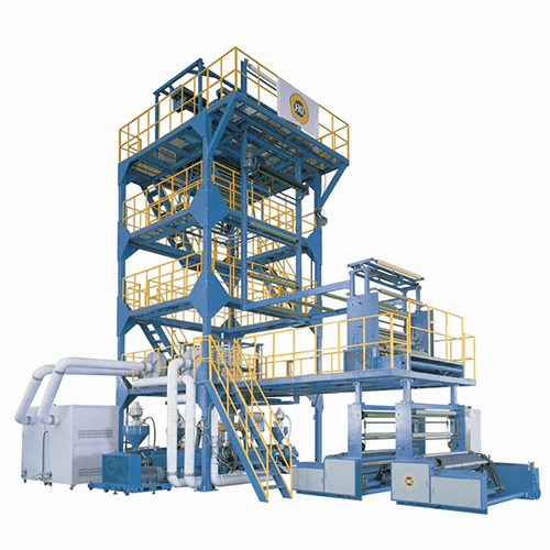 A/B/C BFS Series Co-Extrusion Blown Film Line