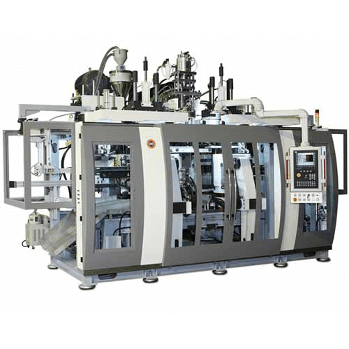 HBE Series Mono/Multi-Layer Blow Moulding Machine