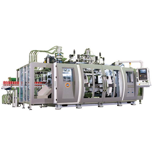 2-Layer Co-Extrusion Blow Moulding Machine