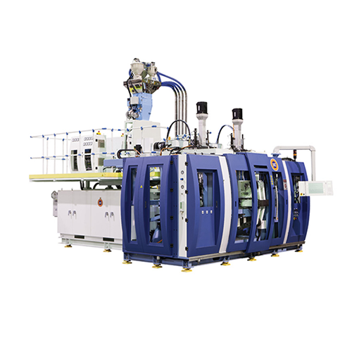 Full Electric Blow Moulding Machine