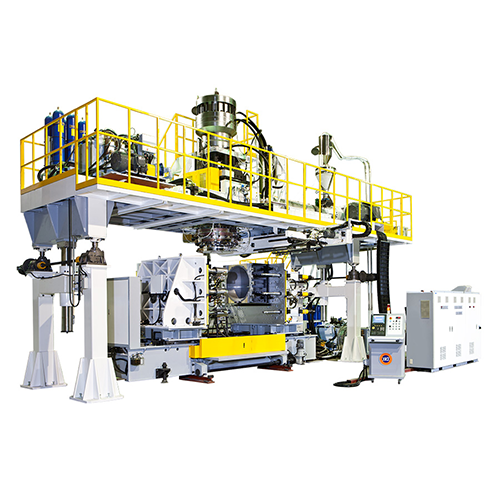 Accumulator Head Blow Moulding Machines-Water Pressure Tank
