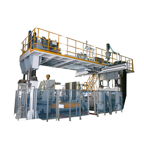 Accumulator Head Blow Moulding Machines–400L-600L Fuel Tank