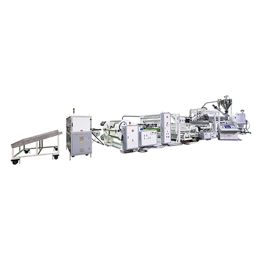 PP Film & Sheet Extrusion Machine