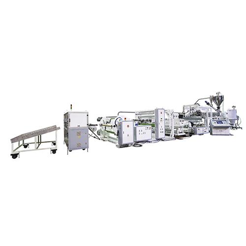 PP Film & Sheet Extrusion Machine | Accumulator Head Blow