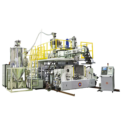 Accumulator Head Blow Moulding Machines-PC Drum