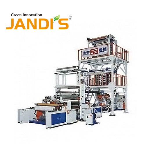 LD/LLDPE Super High Speed Inflation Machine (GF-L65ES-1)