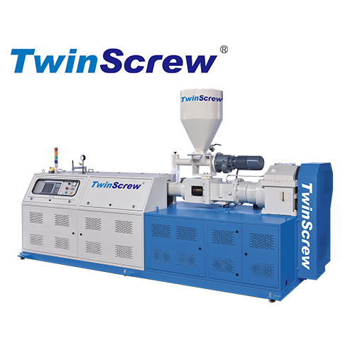 Twin Screw Parallel Counter-rotating Extruder