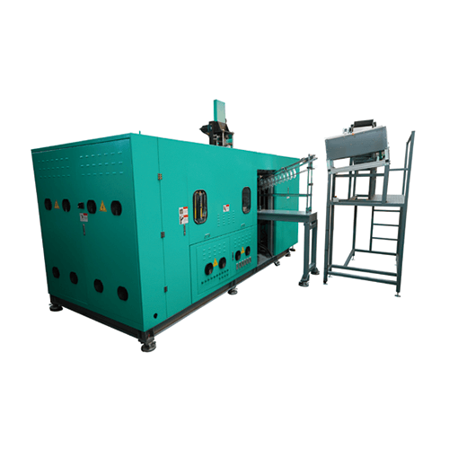 PET Stretch Blow Molding Machine-For Large Volume Bottles